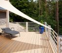 Toile d ombrage triangulaire jardin acheter- Window2Print