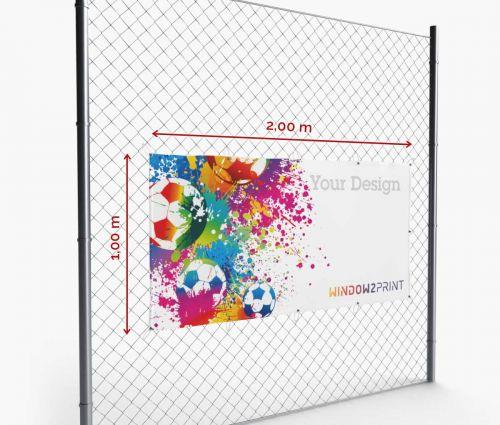 Bâche - Frontlit - 200 x 100 cm