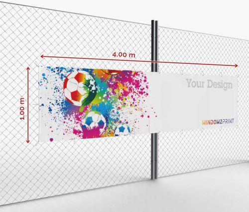 Bâche - Frontlight - 400 x 100 cm