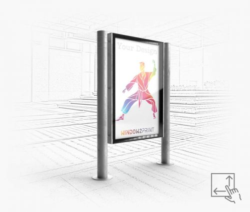 Citylight Papier - Window2Print