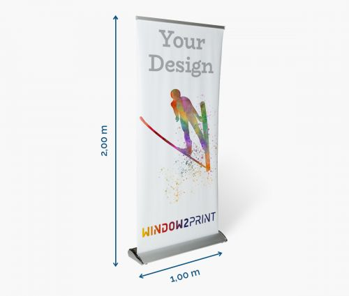 Roll up stand - Window2Print