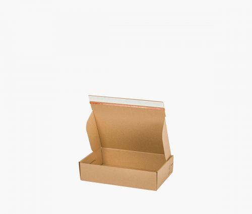 Boîte carton FAST 10 - carton de retour - 10 pièces ✦ Window2Print