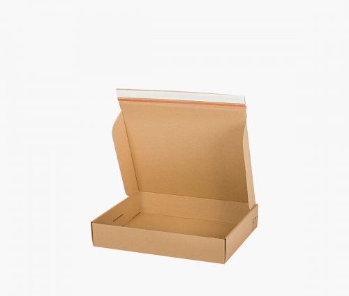 Boîte carton FAST 30 - carton de retour - 10 pièces ✦ Window2Print