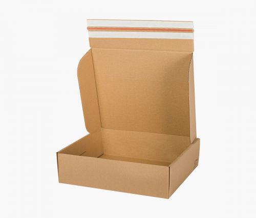Boîte carton FAST 70 - carton de retour - 10 pièces ✦ Window2Print