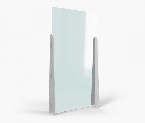 Vitrine de protection plexiglas 100 x 200 cm ✦ Window2Print