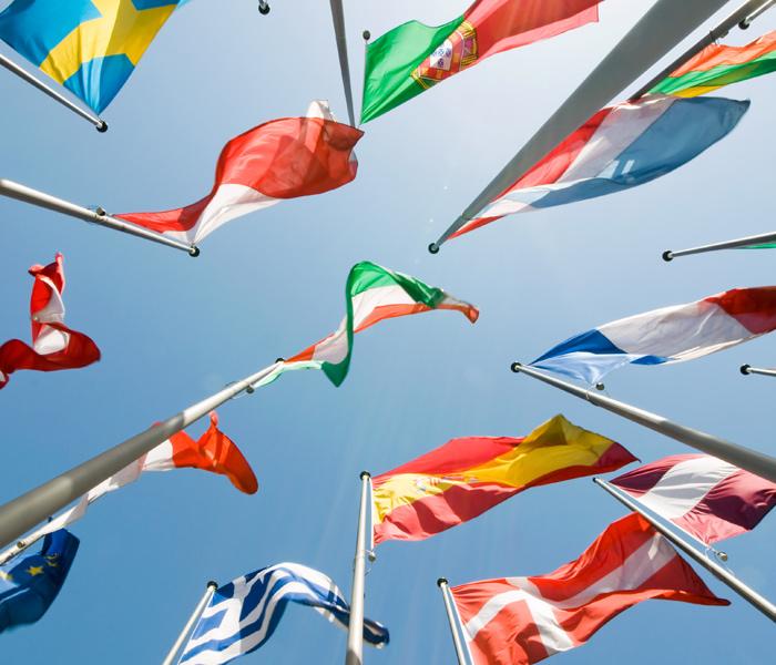 Drapeaux et fanions - informations sur l'impression des drapeaux